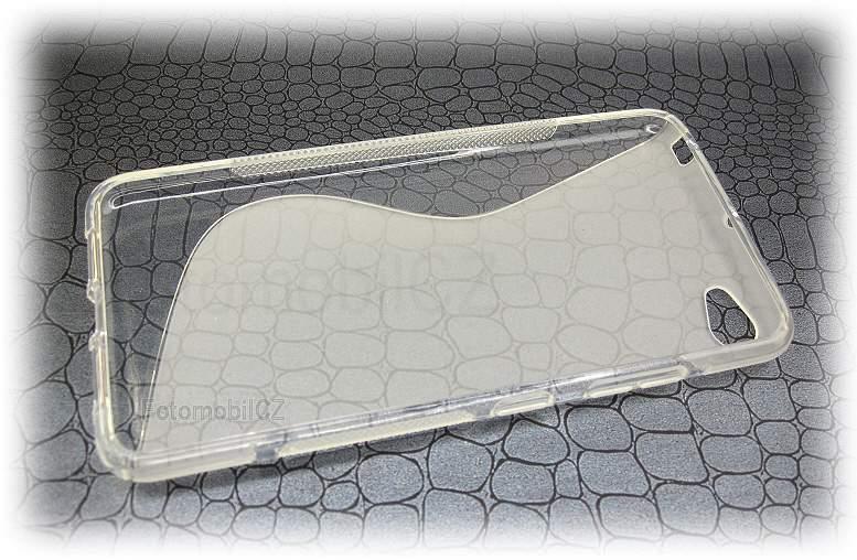 silikonové pouzdro Lenovo S90