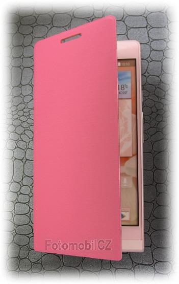 pouzdro Huawei P6 růžová