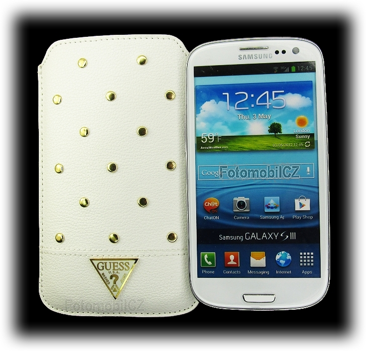 pouzdro Guess Samsung i9301 Galaxy S3 neo