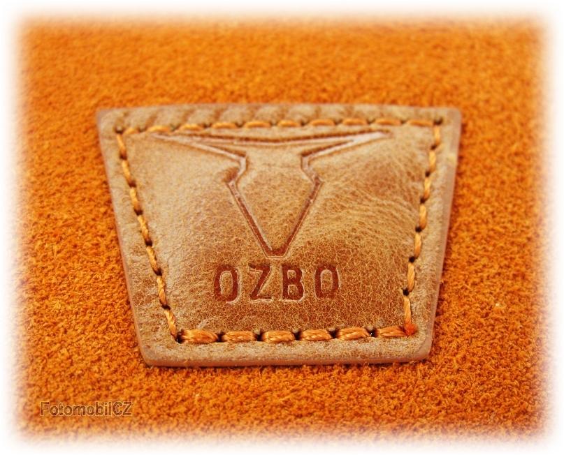 pouzdro OZBO kožené