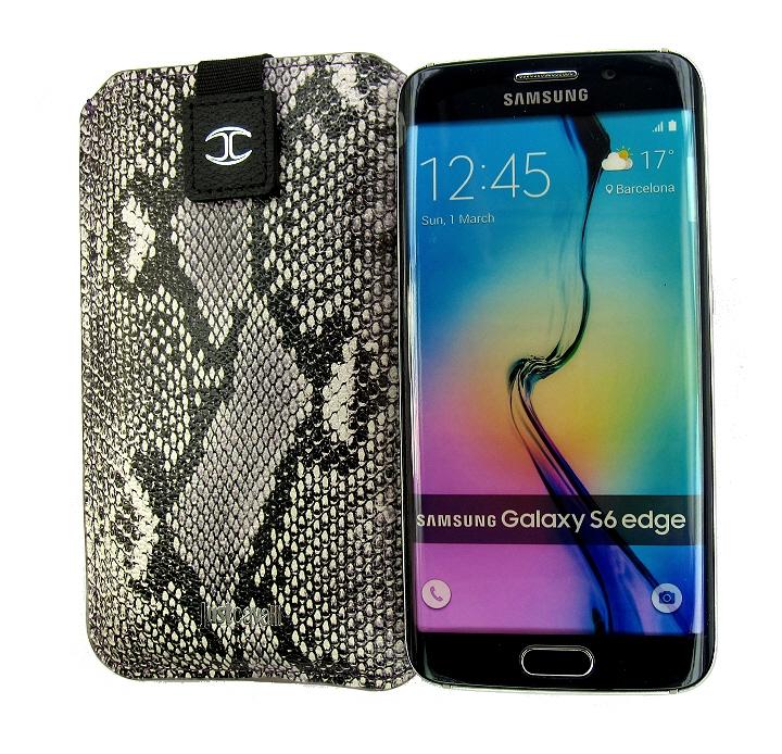 pouzdro Cavalli Samsung Galaxy S6 Edge